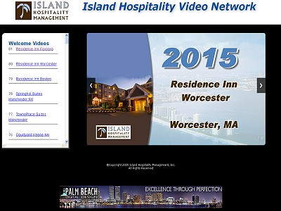 Island Hospitality Video Network Image